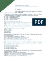 Guia de Estudio Fray Perico y Su Borrico