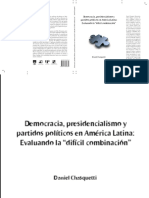 Daniel Chasquetti (2008) Libro