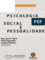 Psicologia Social e Pessoalidad - Mary Jane P. Spink