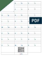 Alfabeto Ilustrado DICIONÁRIO Construção