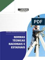 Normas Técnicas Nacionais e Estaduais