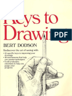 Keys to Drawing by Bert Dodson (Artschoolbd.blogspot.com)