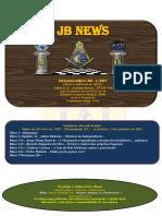 JB News-Informativo Nr 1807