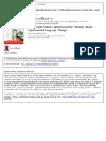 2.1 Romero-Contreras 2015 Enhancing childrens communication-2.pdf