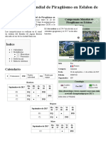 Campeonato Mundial de Piragüismo en Eslalon de 2017