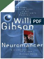 Gibson, William - [TS1] - Neuromante