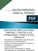 Formación Personal Para El Trabajo 97-03