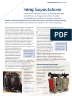 Transforming Expectations - Fluid Filled vs. Dry Type Transformers