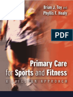Primary Care for Sport and Fitness