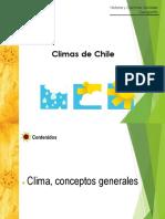 Climas Chile1. QUINTO