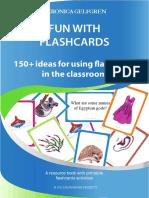 Fun with Flashcards - English Teachers cookbook for teaching English with flashcards.pdf