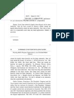 2. Tawang Multipurpose Cooperative vs La Trinidad Water District