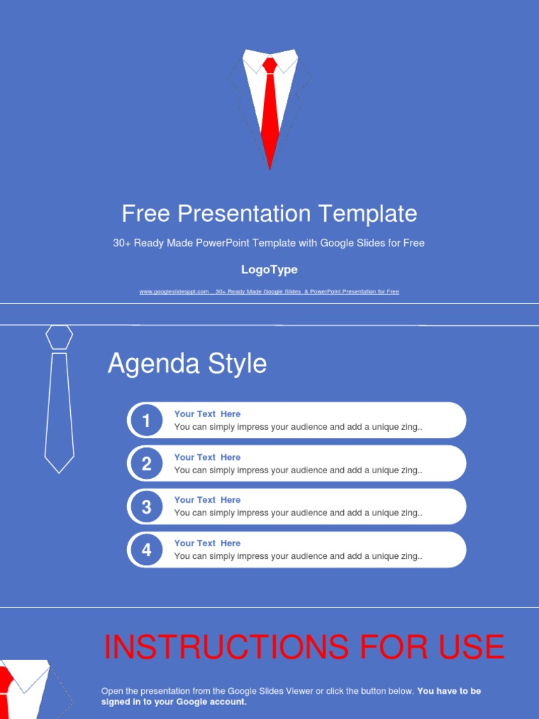pre made powerpoint presentations