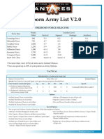 Freeborn Antares Army List V2.0 PDF