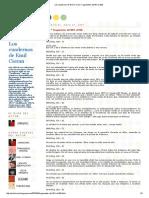 Los Cuadernos de Emil Cioran_ Fragmentos Del 801 Al 820