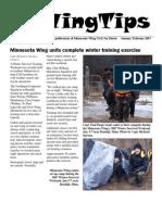 Minnesota Wing - Jan 2007