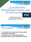 Microstripantennausingcst 150601050355 Lva1 App6891
