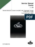 Volvo J1939 J1708 Datalink Fault Tracing   Electrical