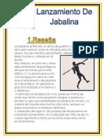 Reseña Histórica De La Jabalina