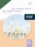 Kelas Ix Islam Bg Crc