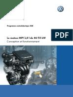 SSP 508 Le Moteur MPI 1,0 l de 44-55 KW