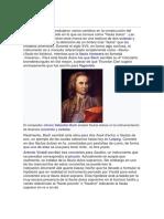Historia Flauta y El Padre Nuestro