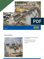 02-02 Dam Formwork