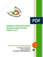 Cover Jadwal Dinas