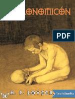 El Necronomicon - Charles D Hammer