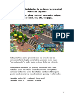 Guia Pokeland Legends PDF
