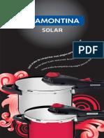 Manual Panela Solar Tramontina