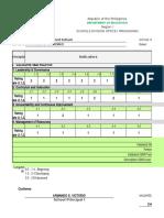 Assessment Toool SBM 2017