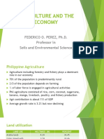 Agriculture and the Economy