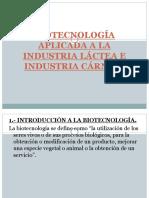 Diapositivas de Biotecnologia
