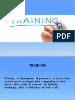 Ingles Training