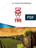 Tikves wine route Foundation