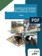 Guia Programa Uso Eficiente Ahorro Agua en La Mineria