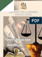 12 PENAL modulo investigacion juridica2010 IDPP.pdf
