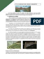 Los Incas y El Cuidado Del Medio Ambiente