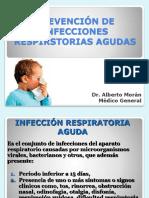 Prevención de Infecciones Respirstorias Agudas