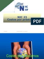NIC 23.11