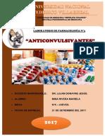 laboratorio FARMACOLOGIA 3