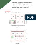 63815_372306_soal Tugas Besar Struktur Beton Bertulang II