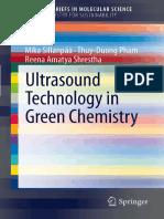 Ultrasound Technology in Green Chemistry (2011).pdf