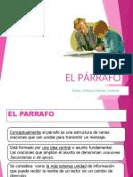 Presentacion Del Parrafo