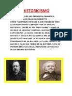 Historicism o 12