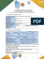 Guía de Actividades y Rúbrica de Evaluación - Paso 1 - Observar y Analizar Vídeos Preliminares