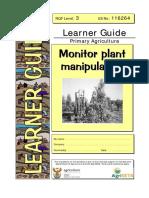 Monitor Plant Manipulation