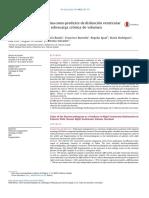 2015 - Valor del electrocardiograma como predictor de disfuncio´n ventricular derecha en pacientes con sobrecarga cro´nica de volumen del ventrı´culo derecho.pdf