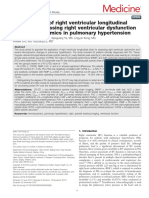 2016 - Clinical study of right ventricular longitudinal strain for assessing right ventricular dysfunction and hemodynamics in pulmonary hypertension.pdf